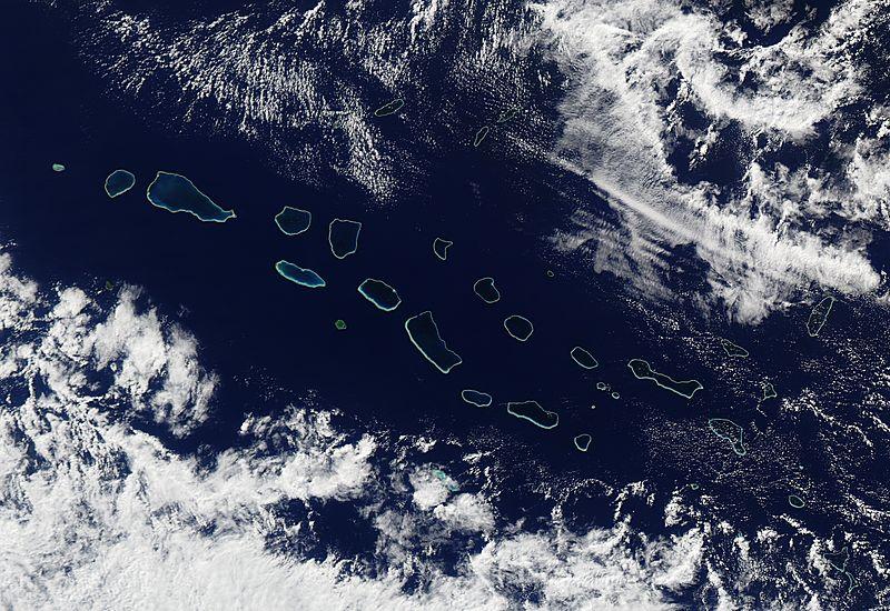 Western Tuamotu Archipelago, eastern Pacific Ocean - related image preview