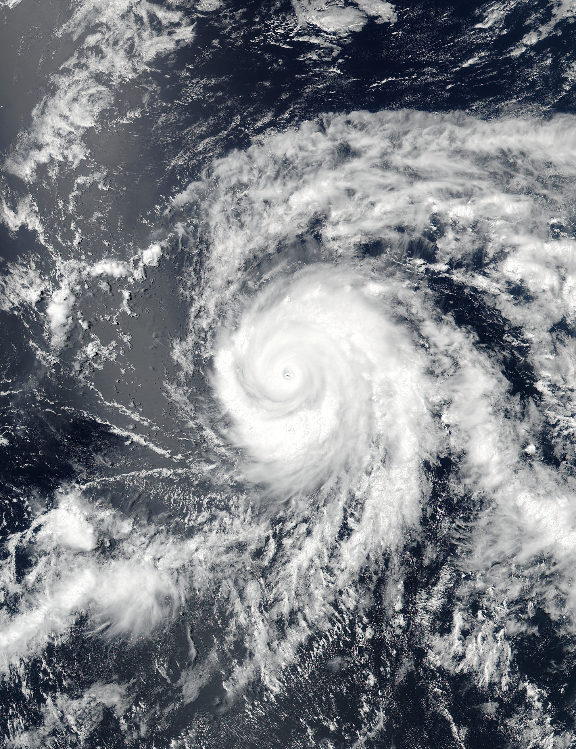 Hurricane Fernanda (06E) in the eastern Pacific - related image preview