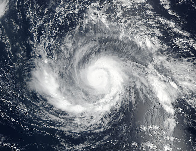 Hurricane Irma (11L) in the Atlantic Ocean - related image preview