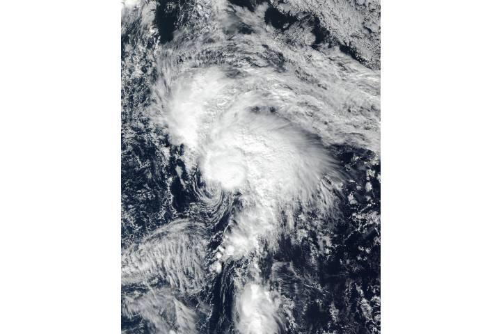 Tropical Storm Rina (19L) in the Atlantic Ocean - selected image