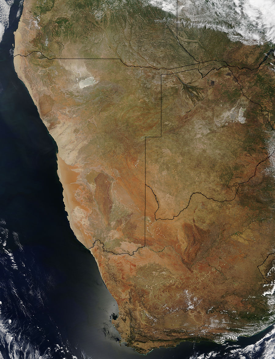 Southwestern Africa - related image preview