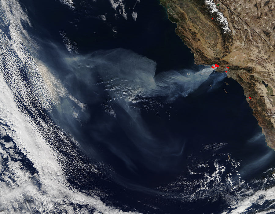 Fires in southern California - related image preview
