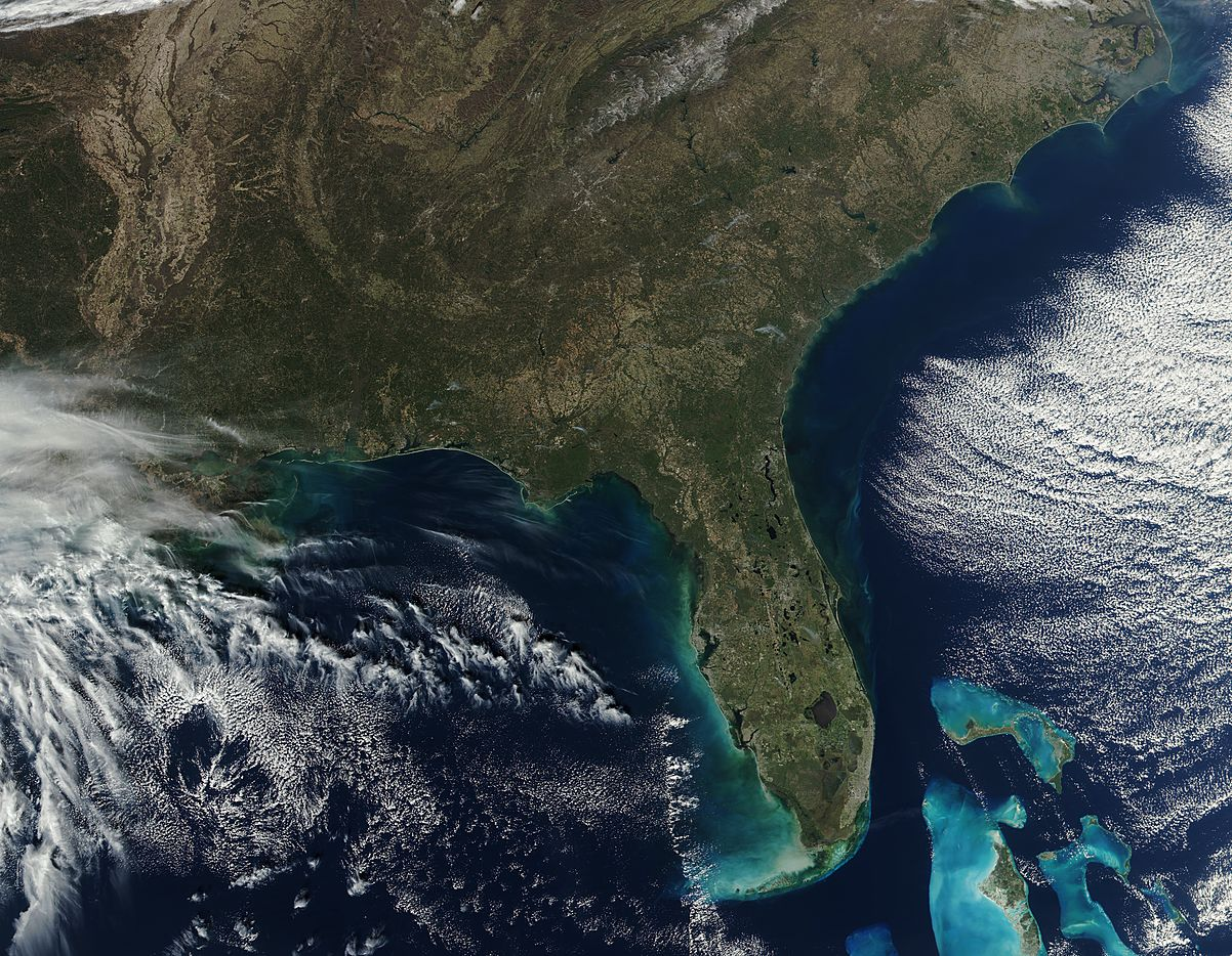 Southeastern United States - related image preview