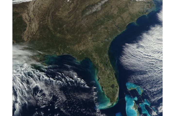 Southeastern United States - selected image