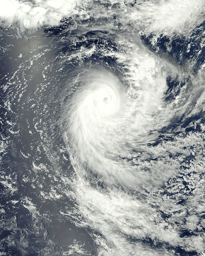 Tropical Cyclone Irving (04S) in the South Indian Ocean - related image preview