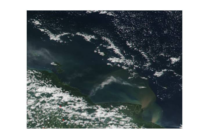 Eruption of Kadovar, Papua New Guinea - selected image
