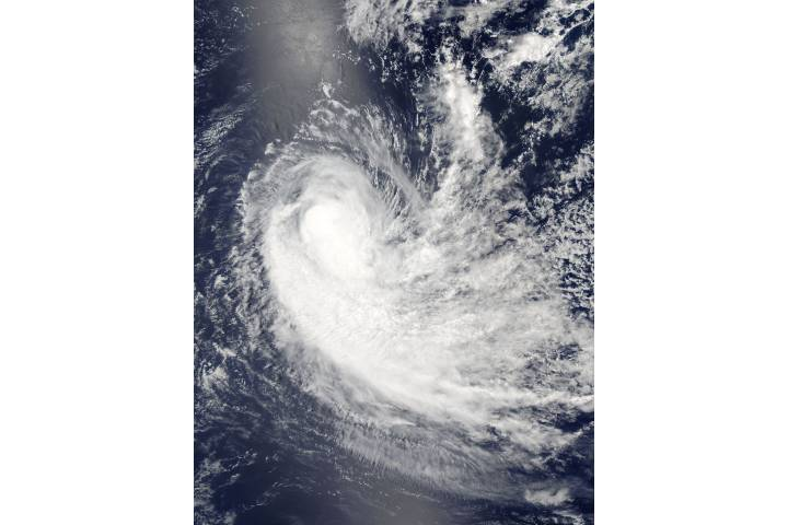 Tropical Cyclone Irving (04S) in the South Indian Ocean - selected image