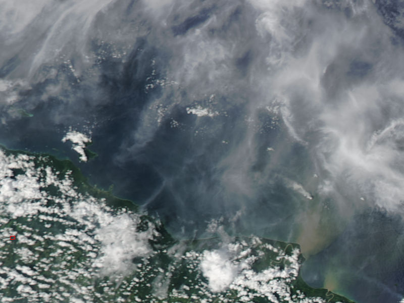 Eruption of Kadovar, Papua New Guinea - related image preview