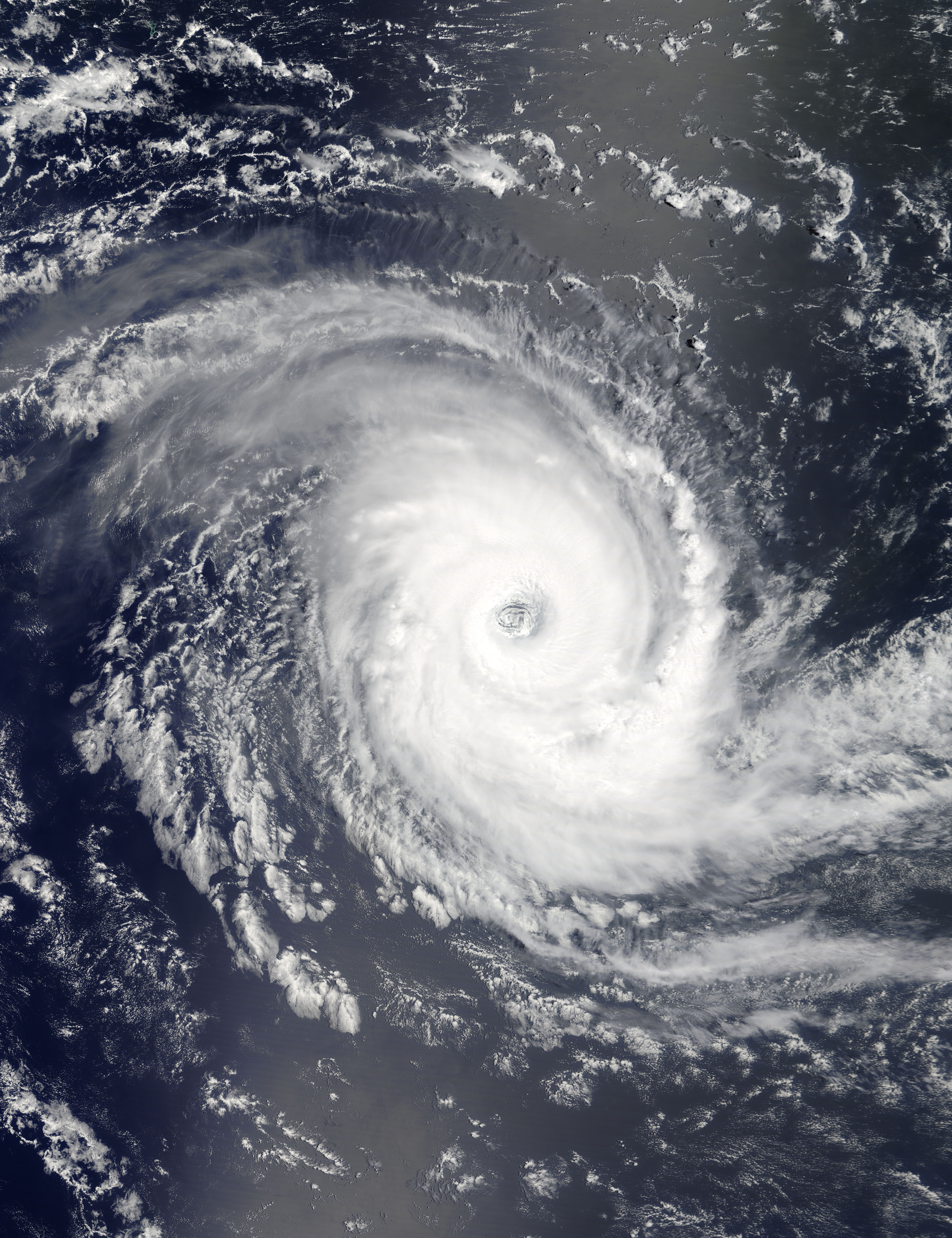Tropical Cyclone Cebile (07S) in the South Indian Ocean - related image preview