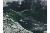 Eruption of Kadovar, Papua New Guinea