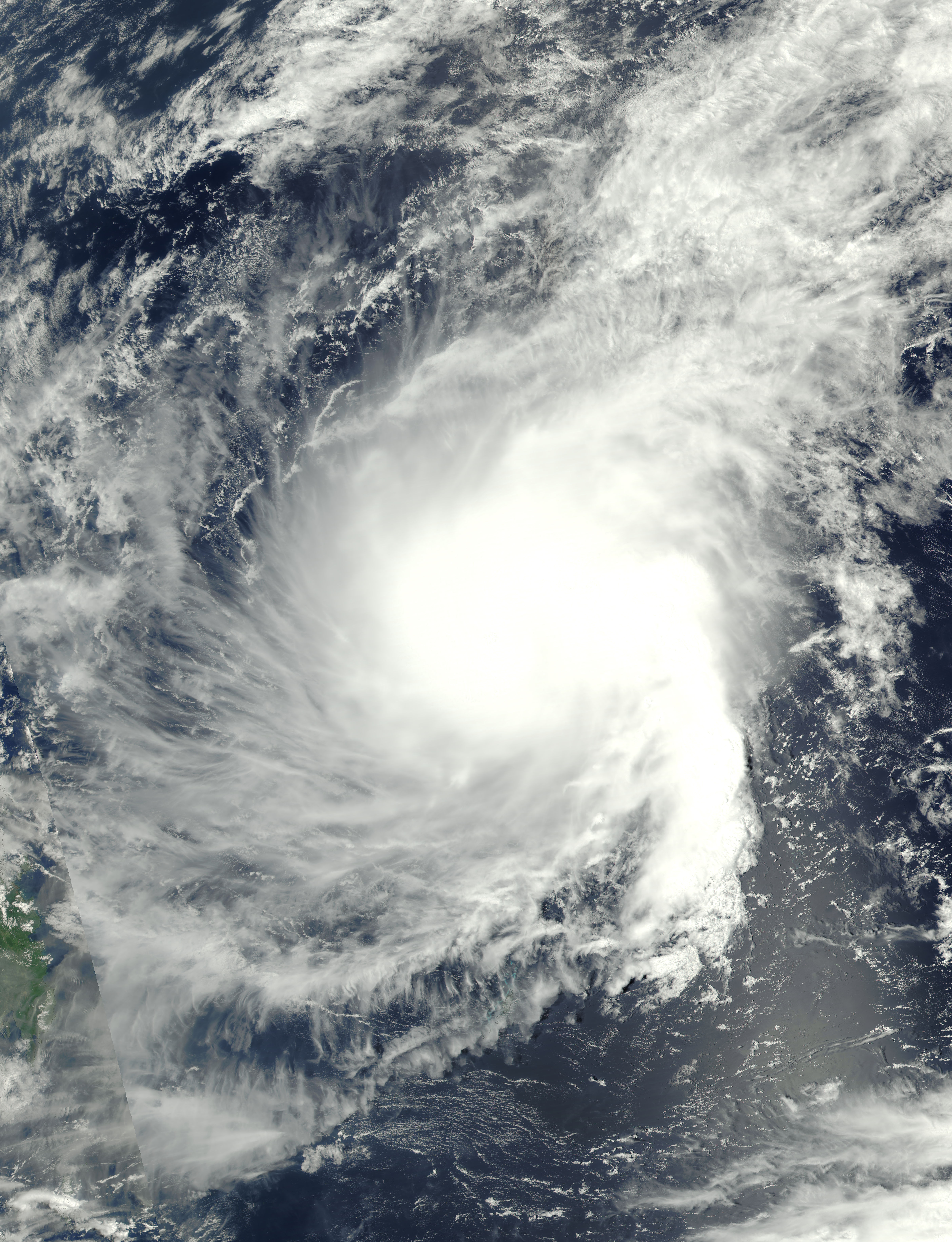 Tropical Storm Jelawat (03W) off the Philippines - related image preview