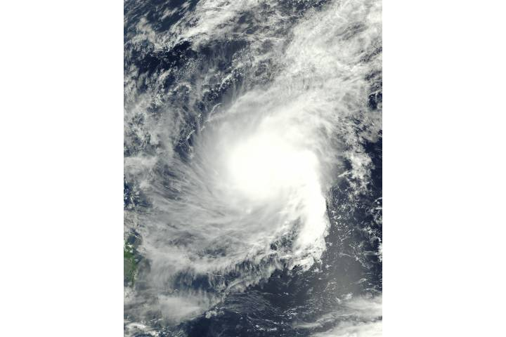 Tropical Storm Jelawat (03W) off the Philippines - selected image