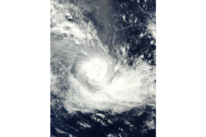 Tropical Cyclone Keni (19P) in the South Pacific Ocean - selected image