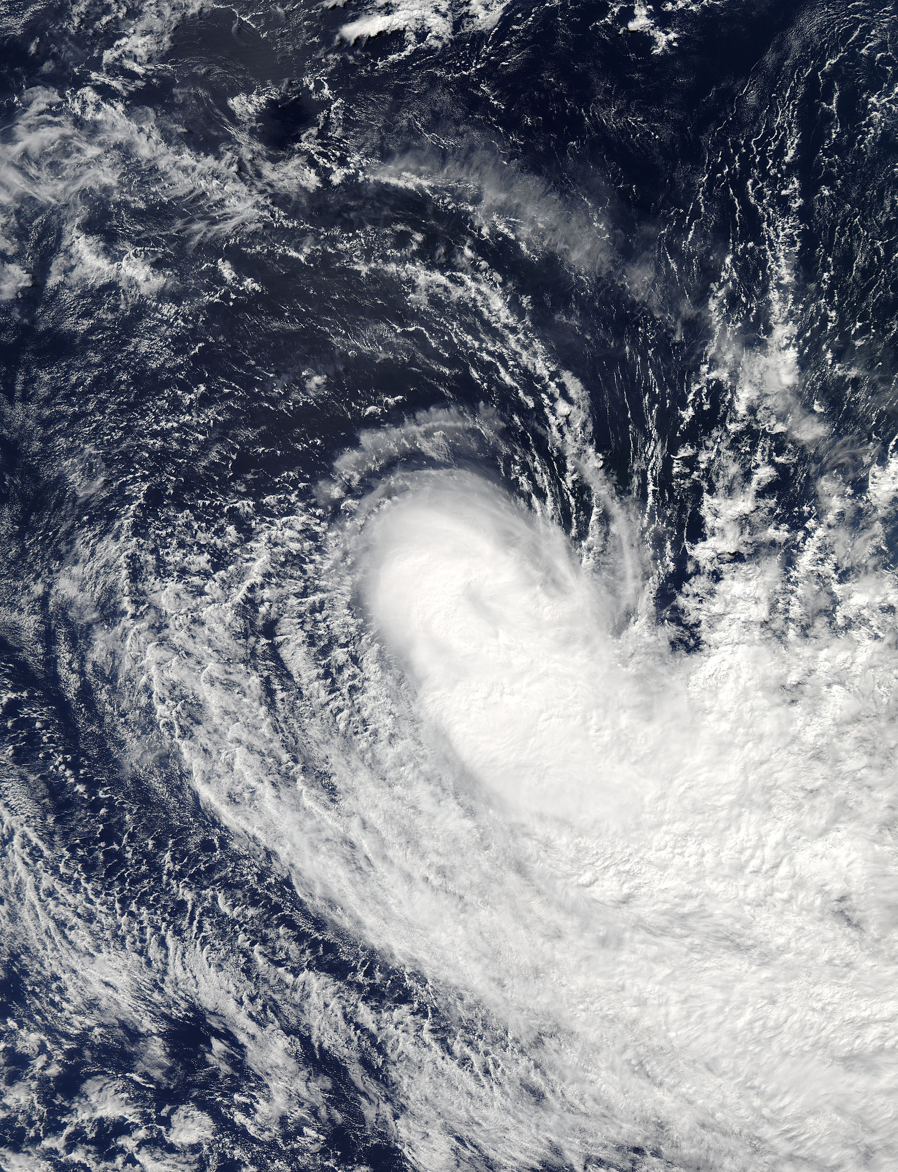 Tropical Cyclone Flamboyan (21S) in the South Indian Ocean - related image preview