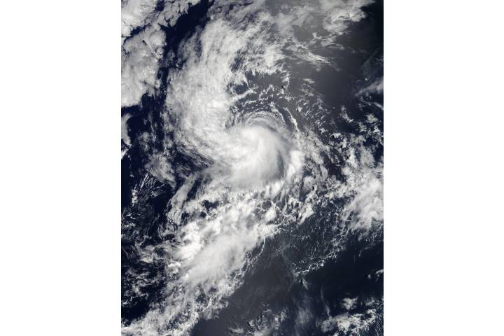Tropical Storm Daniel (05E) off Mexico - selected image