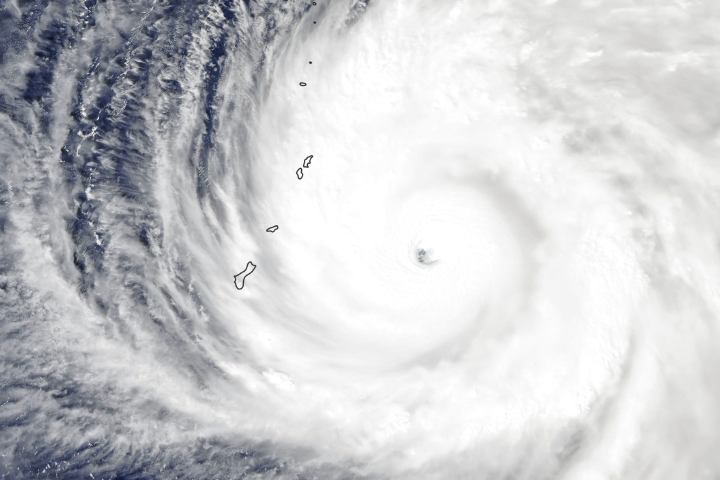 Super Typhoon Yutu
