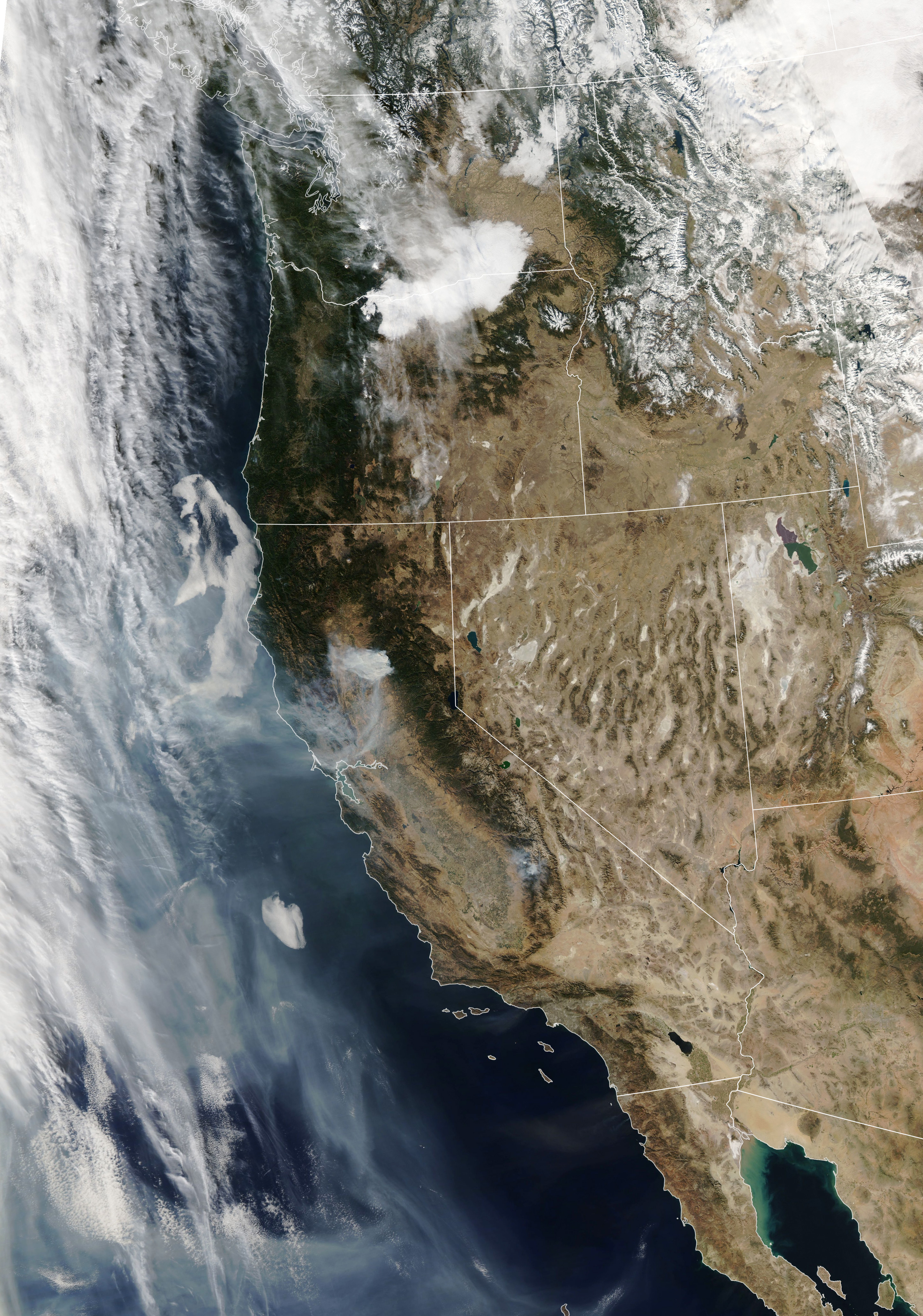 Camp Fire Still Raging in California - related image preview