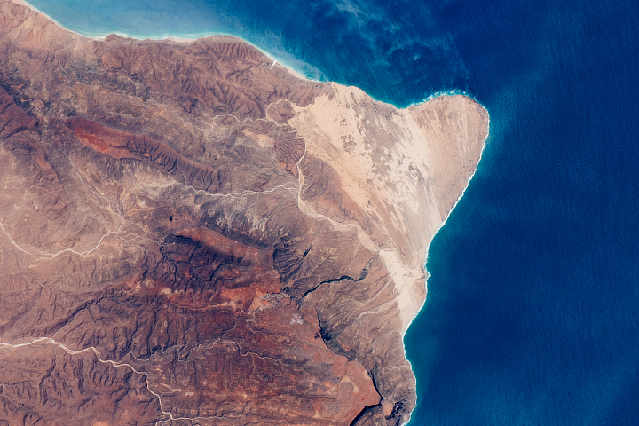 The Horn of Africa, Somalia