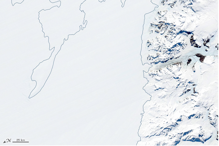 Taking Measure of Antarctic Terrain - related image preview