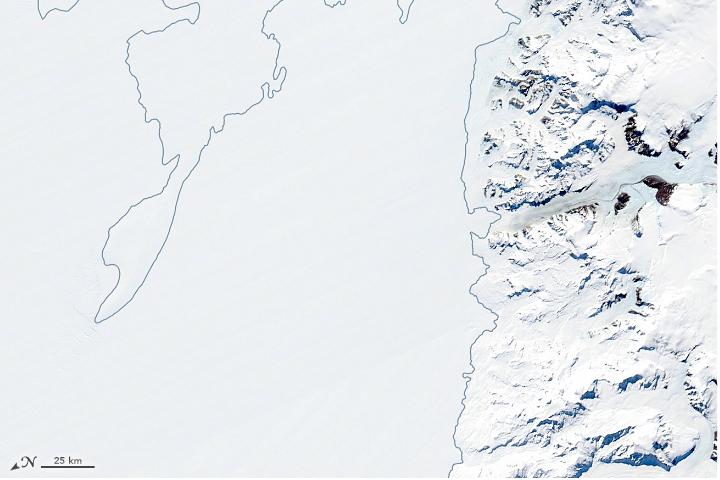 Taking Measure of Antarctic Terrain