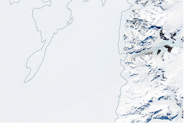Taking Measure of Antarctic Terrain - selected image