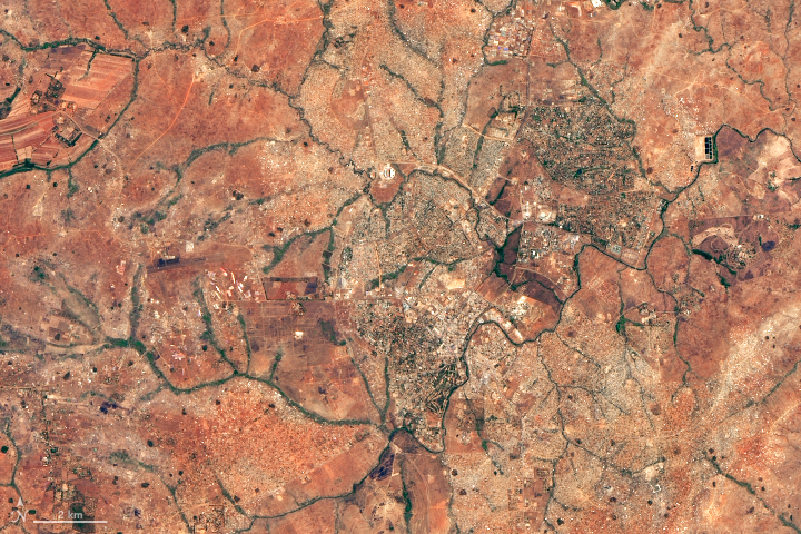 Lilongwe and Landsat Grew Up Together - related image preview