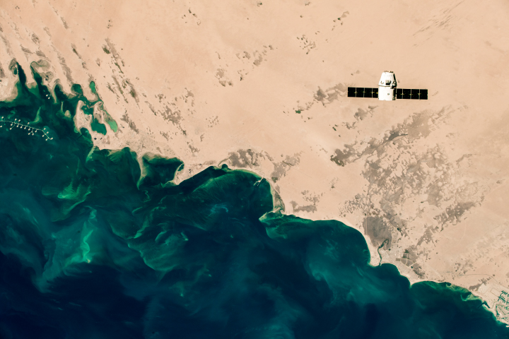 A Spacecraft's Journey to the Space Station - related image preview