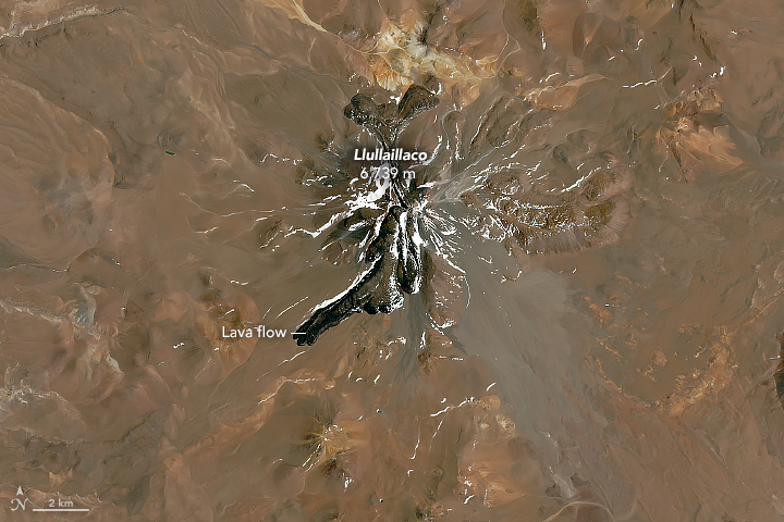 Llullaillaco Volcano - related image preview