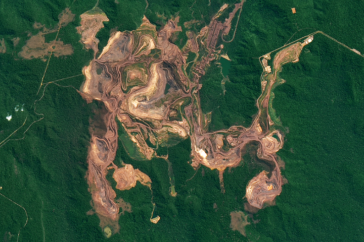 Brazil's Carajás Mines - selected image