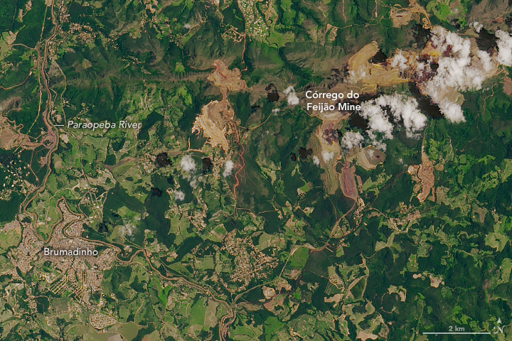 Another Deadly Dam Collapse in Brazil