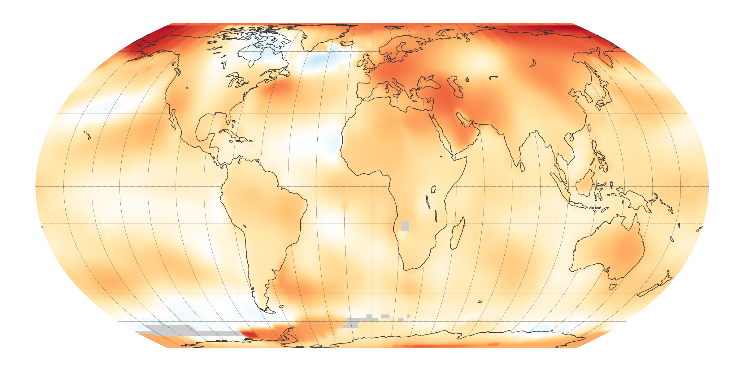 2018 Was the Fourth Warmest Year, Continuing Long Warming Trend - related image preview