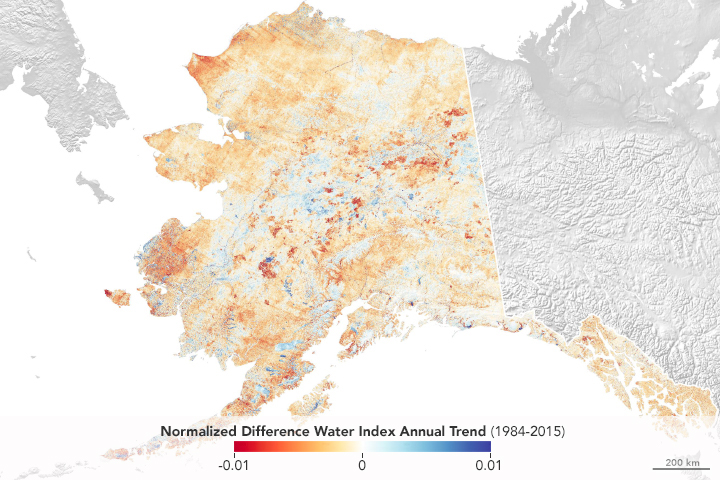 Alaska in Flux: Slumping Coastlines - related image preview