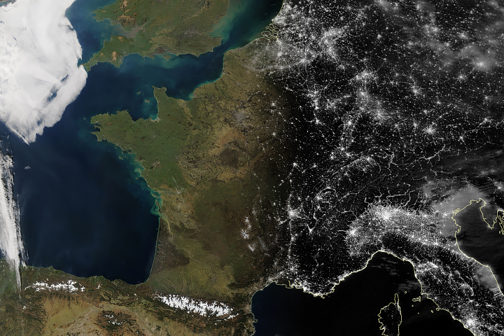 A Break in the Clouds for Europe - selected image