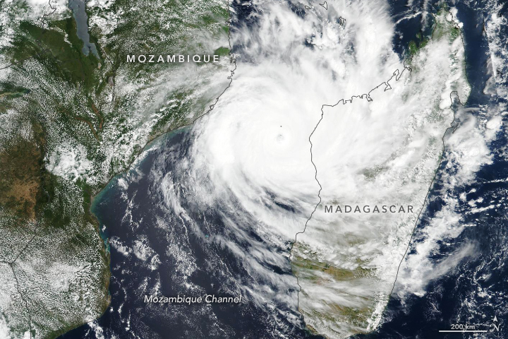Tropical Cyclone Idai - related image preview