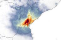 Devastation in Mozambique