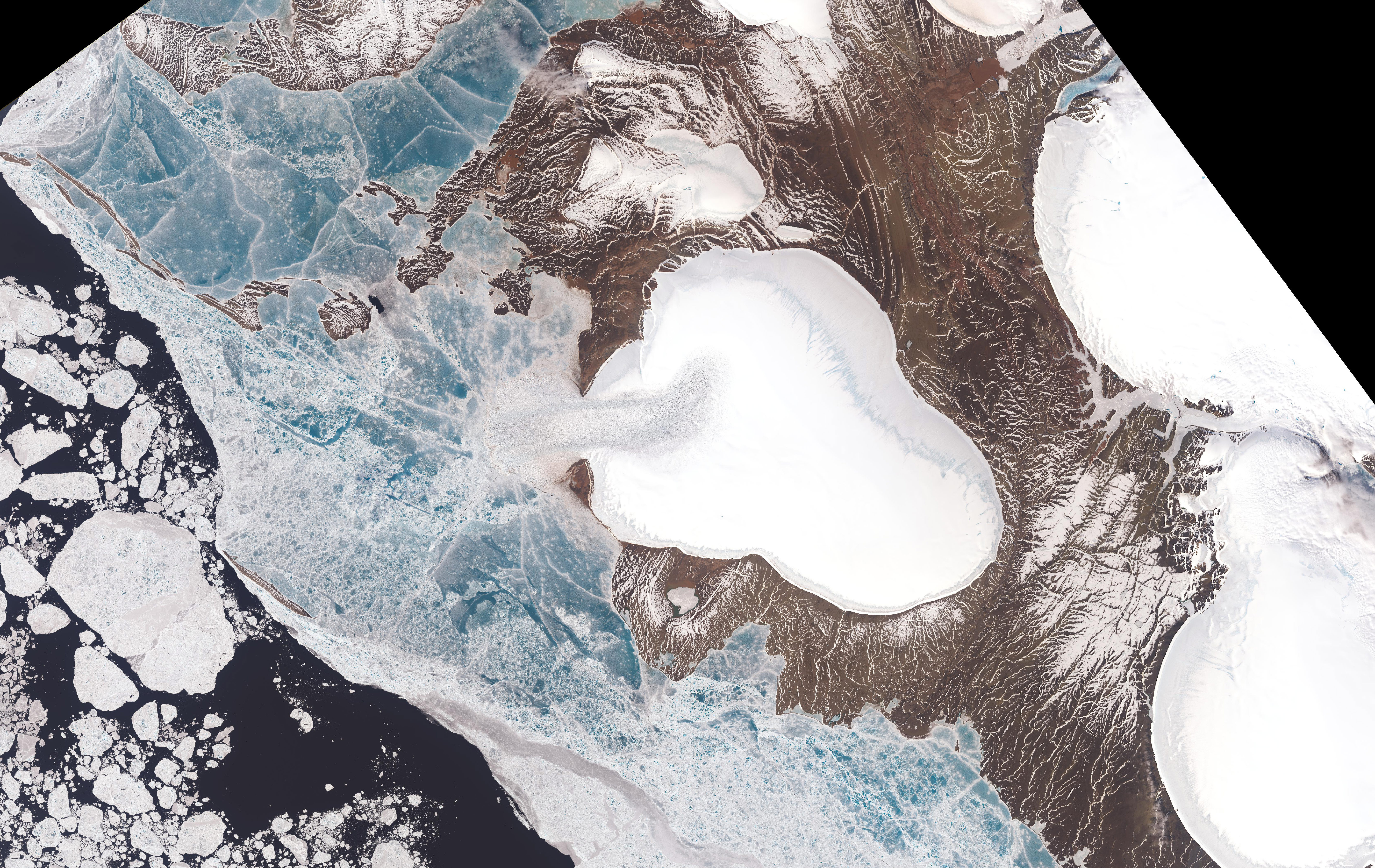 A Surprising Surge at Vavilov Ice Cap - related image preview
