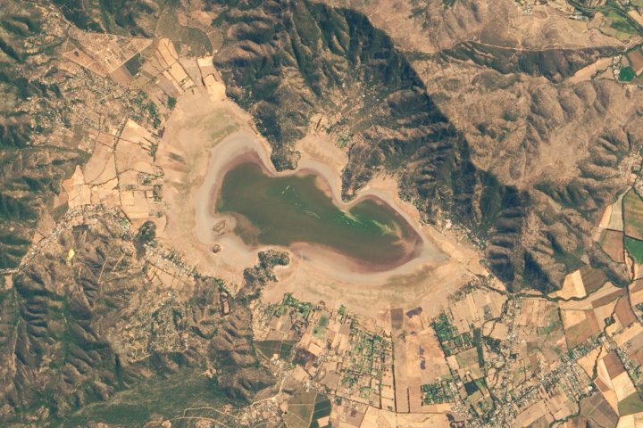 Lake Aculeo Dries Up - selected image