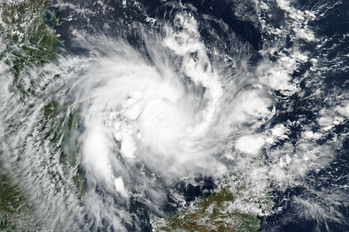 Mozambique Braces for Tropical Cyclone Kenneth - selected image