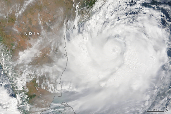 Tropical Cyclone Fani