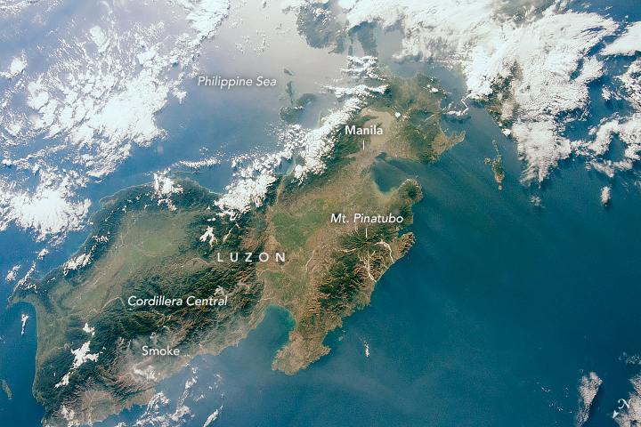 A Wide View of Luzon