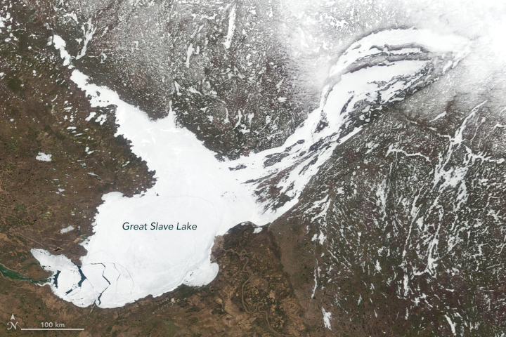 Deepest Lake in North America