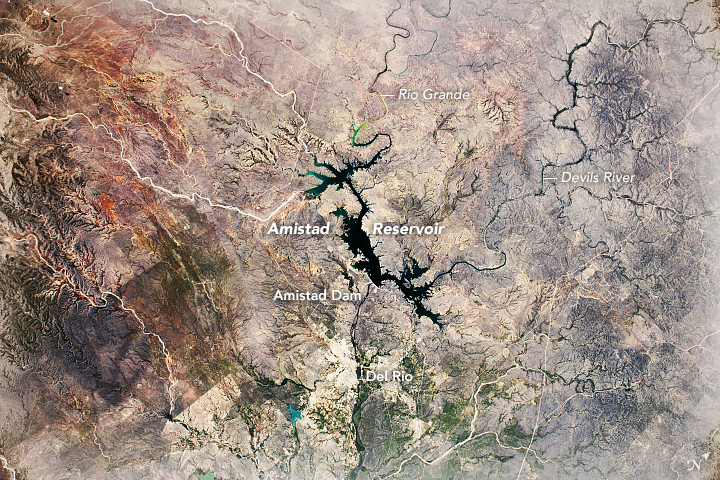 Amistad Reservoir - related image preview