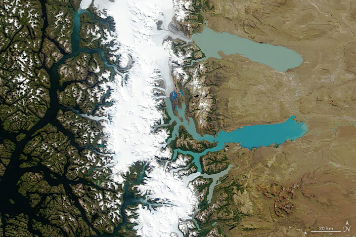 Los Glaciares National Park, Argentina - related image preview