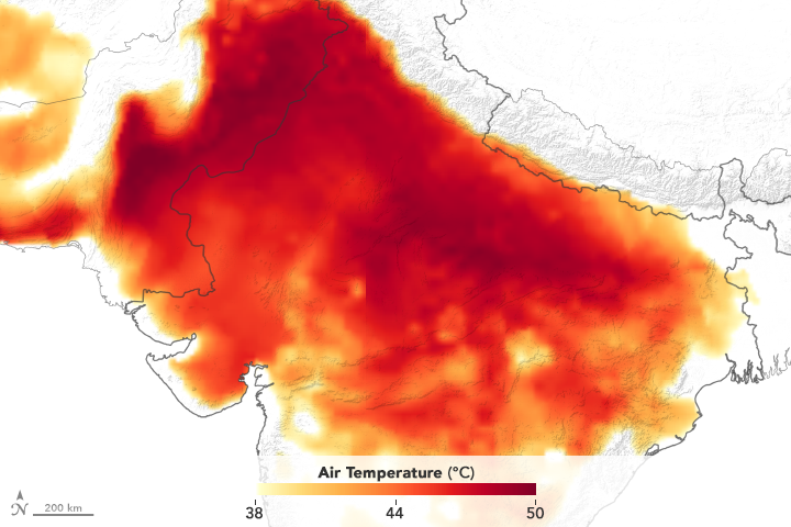 Heatwave in India - related image preview