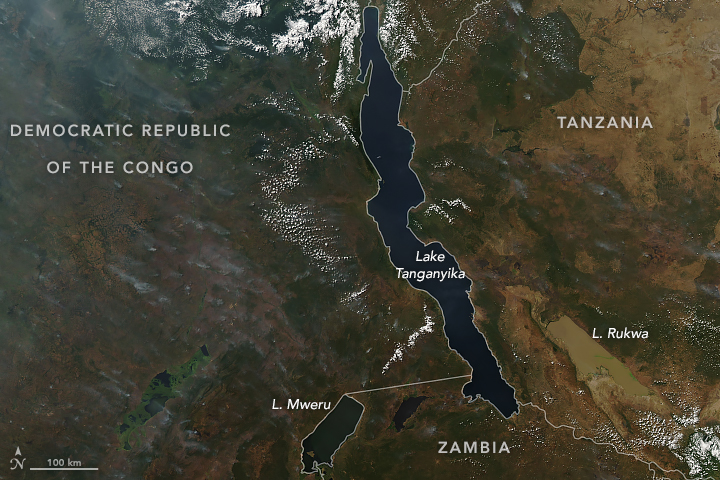 A Tale of Contrasting Rift Valley Lakes