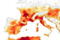 Heatwave Scorches Europe