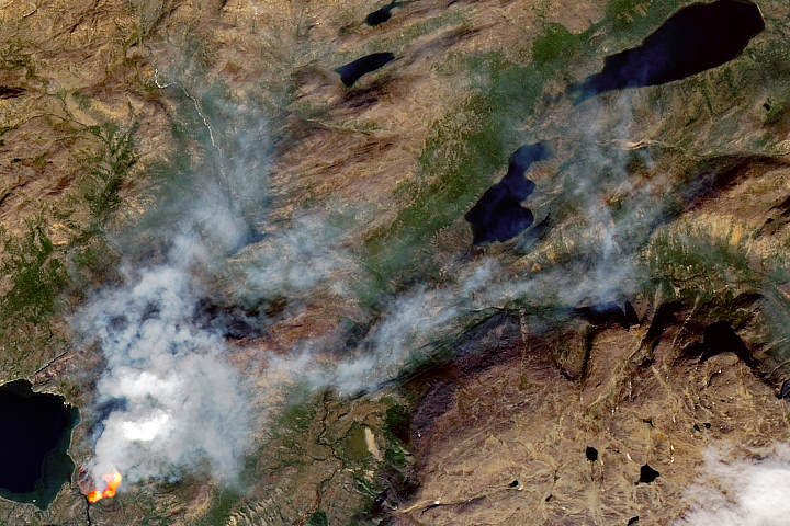 Another Fire in Greenland - selected image
