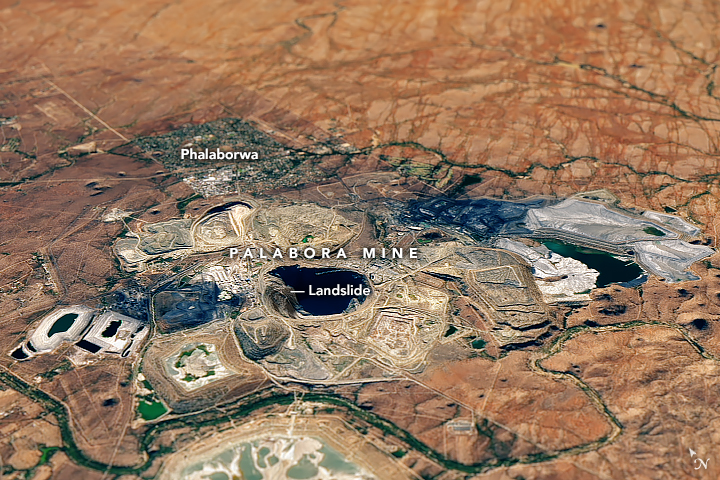 South Africa's Largest Open-Pit Mine - related image preview