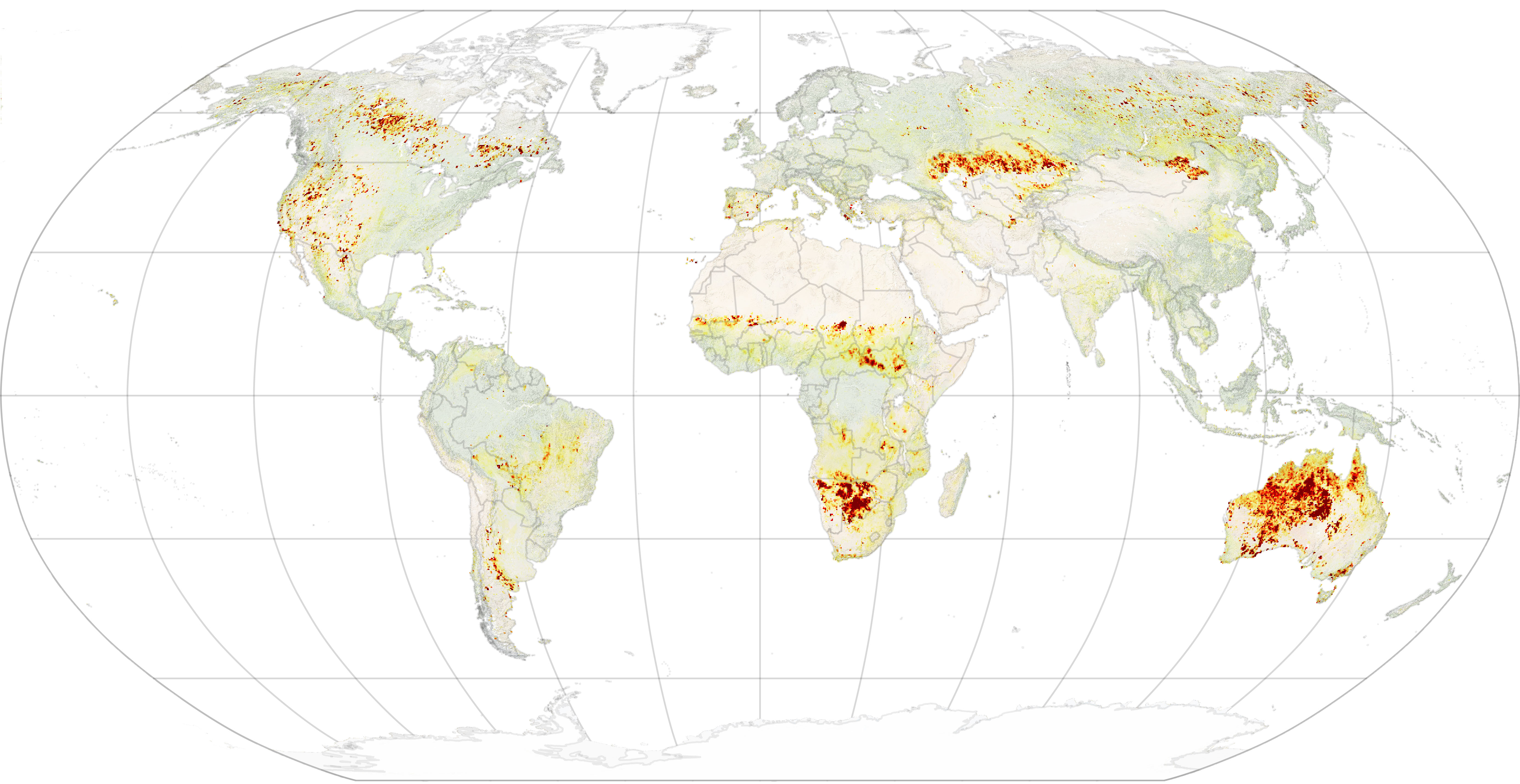 A New Global Fire Atlas - related image preview