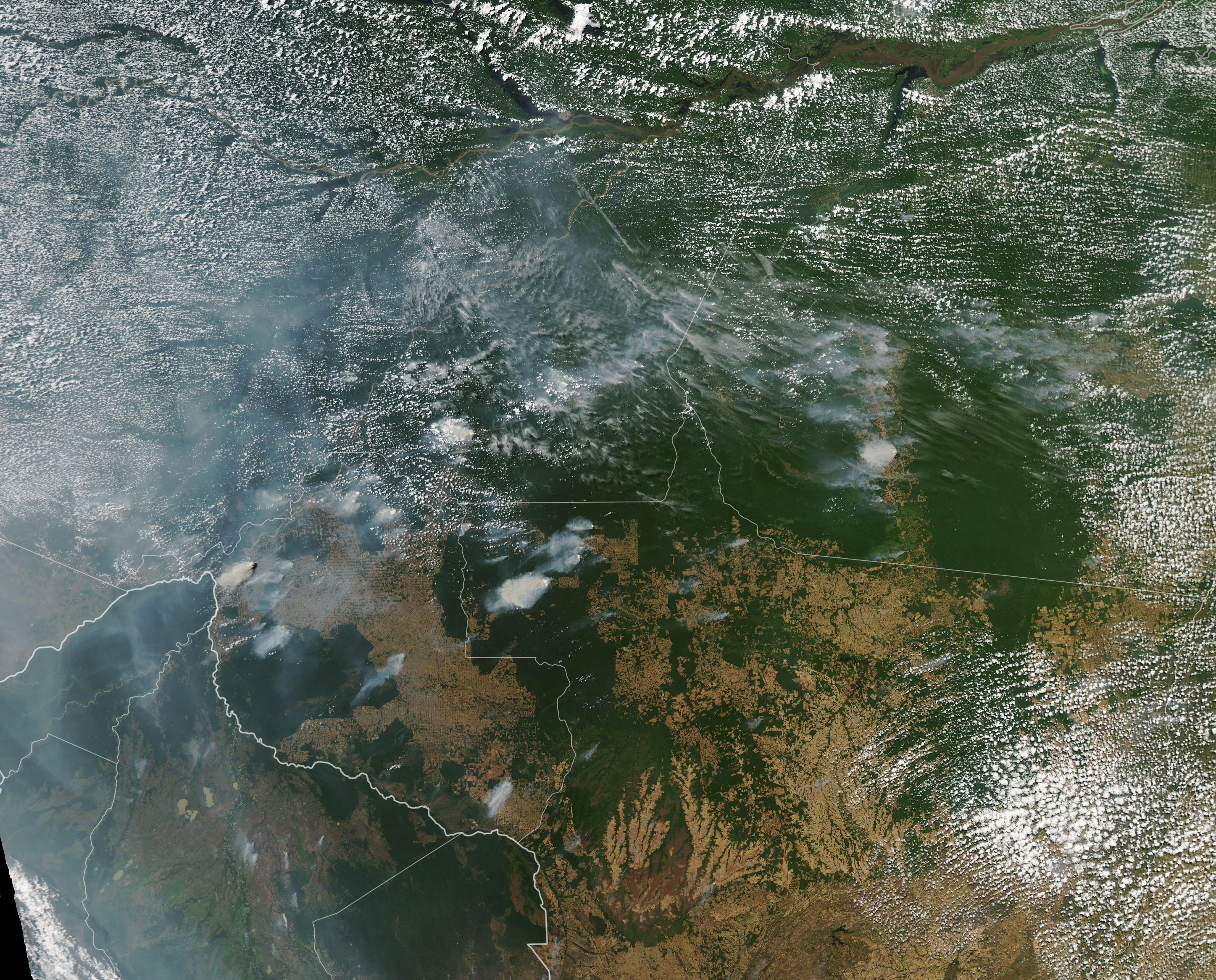 Fires in Brazil - related image preview